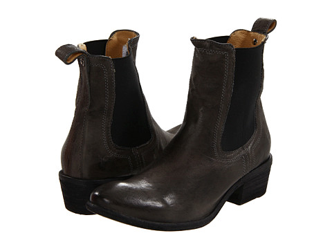 Frye Carson Chelsea Charcoal Antique Soft Full Grain - Zappos.com Free Shipping BOTH Ways