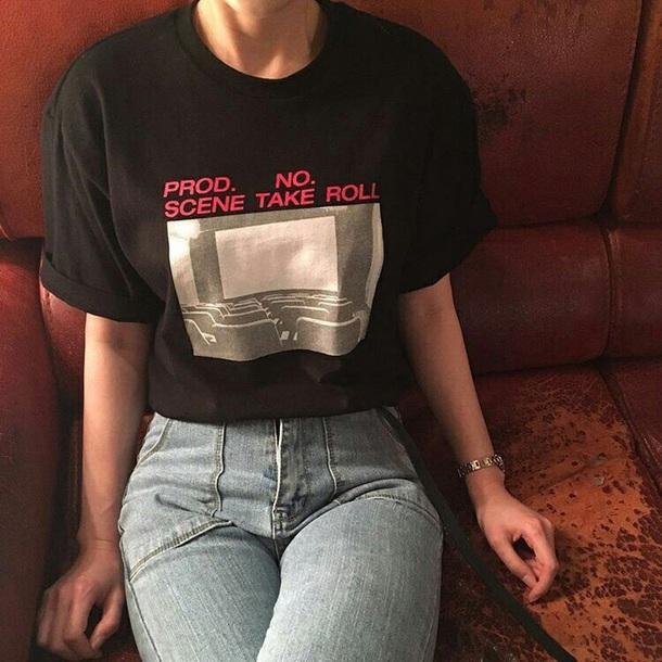 shirt alternative graphic tee grunge