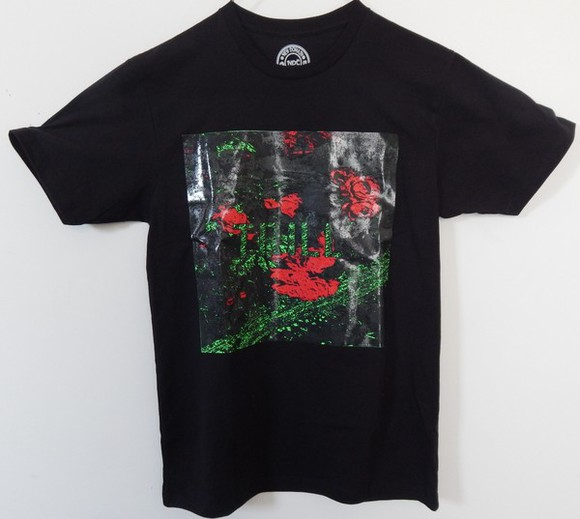 shirt flower t-shirt leaves nature