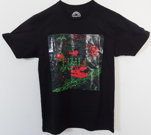 t-shirt flowers leaves nature shirt
