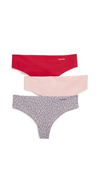 CALVIN KLEIN UNDERWEAR thong heart underwear