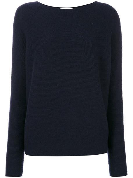 Christian Wijnants jumper women blue sweater