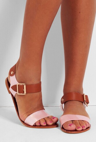 shoes designer inspired gold buckle sandals
