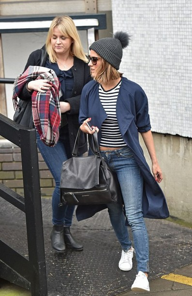 bag caroline flack sneakers shoes