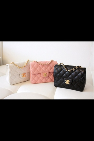 bag chanel bag chanel inspired channel purse purse girly hipster