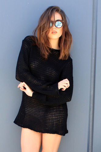 sweater black sweater oversizedsweater oversized sweater fall outfits style big sweaters fall sweater sweater weather streetstyle divergence clothing knits jumper black jumper warm sweater cheap boutique boutique dark sweater