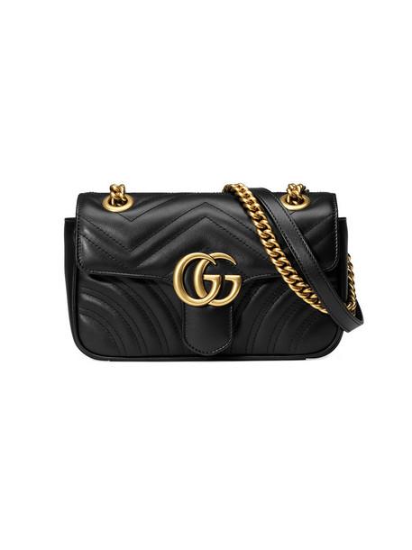 gucci mini women bag mini bag leather black