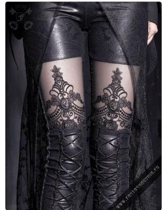 shorts boots black dark goth grunge fashion style cardigan