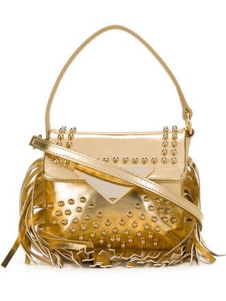 bag crossbody bag metallic