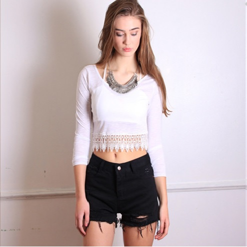 White lace top · australian wardrobe · online store powered by storenvy