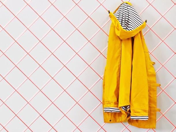 coat yellow