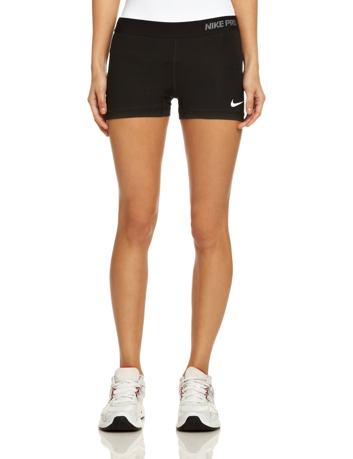 Amazon.com : Nike Lady Pro Core II 2.5 Inch Compression Shorts - X Small :  Cycling Compression Shorts : Clothing
