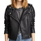 Bb dakota amelie vegan leather jacket