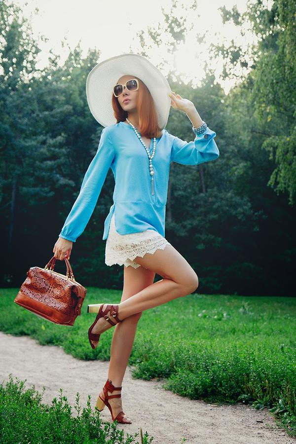 gvozdishe blogger bag shoes sunglasses