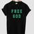 free god shirt