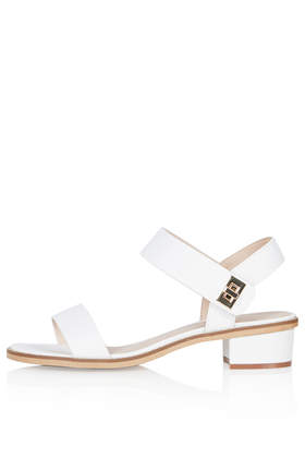 HEARTBREAKER 2Part Heel Sandal - View All - Shoes - Topshop