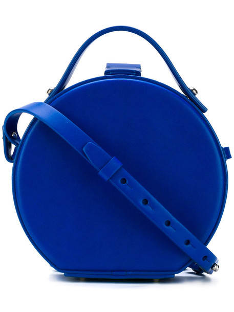 Nico Giani women bag shoulder bag leather blue