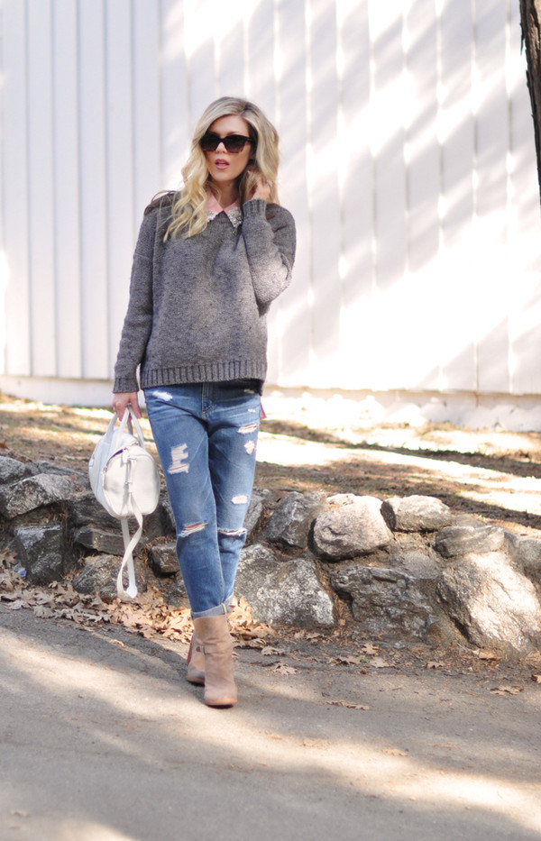 love maegan sweater blouse t-shirt jeans shoes bag sunglasses