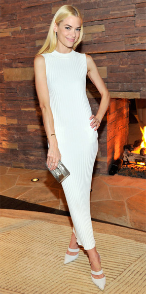 dress white white dress jaime king