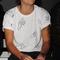 Harry styles wears ashley williams hand print at fashion east... - a fabulous fashion blog