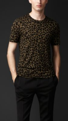 Animal Design T-shirt | Burberry