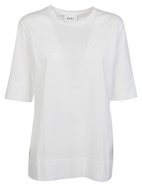DKNY t-shirt shirt t-shirt embroidered top