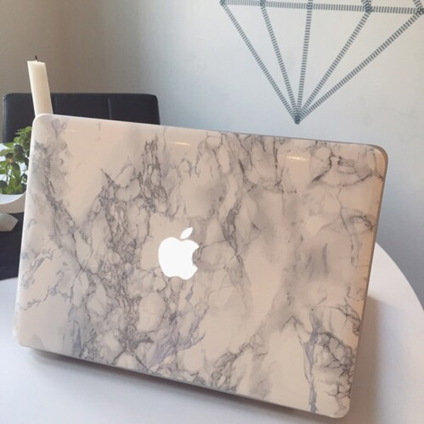 technology marble computer case home accessory laptop computer computer accessory phone cover apple macbook macbook air white accessories macbook case phone cover mac book cas hülle mac book keramik