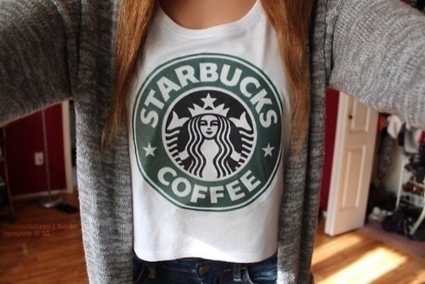Modren Starbucks Coffee Tumblr Tshirt Shirt Loveit Needit A Inside Design