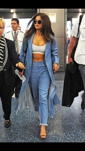 jeans,selena gomez,kim kardashian,sunglasses,black sunglasses,sunnies,glasses,accessories,Accessory,celebrity style,celebrity,celebstyle for less,selena gomez style,style,fashion,trendy