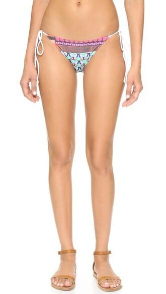 bikini bikini bottoms butterfly swimwear