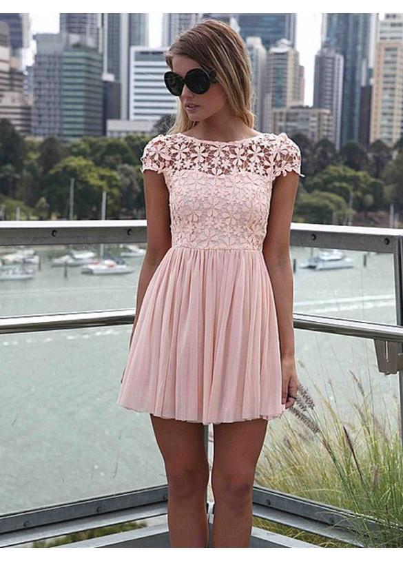 Cameron lace dress