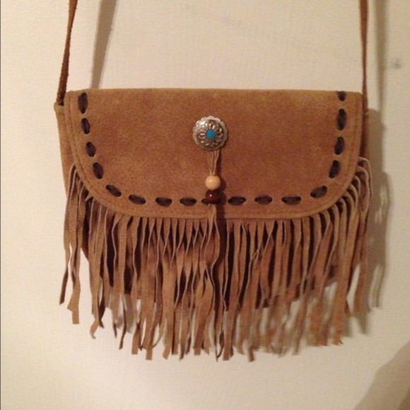 fringe bag southwestern cross body bag