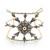 Crystal Encrusted Snowflake Cuff Bracelet | Alexis Bittar