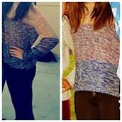 sweater,stripes,strioed sweater,striped sweater,warm,cool,multi,multicolor,pullover,clothes,cute,cute sweater,textured,textured sweater
