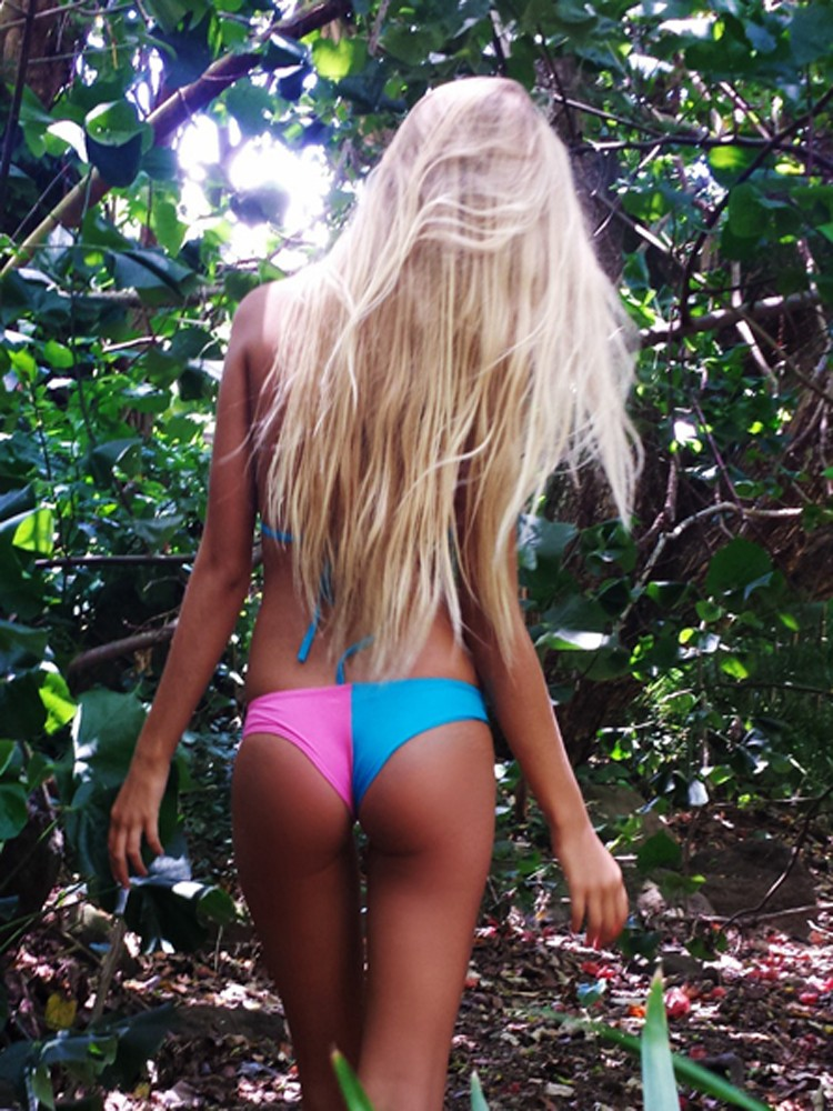 Eau Paix Vie - The Milkshake Bikini Bottom | Shop Miami Style