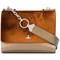 Vivienne westwood - sheffield large cross body bag - women - cotton/leather/velvet/metal - one size, cotton/leather/velvet/metal