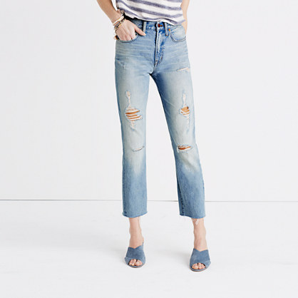 The Perfect Summer Jean in Malden Wash
