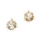 Kate spade new york rise & shine small stud earrings - gold patina