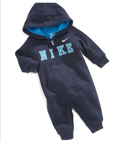 nike jumpsuit jumpsuit baby's nike baby clothing