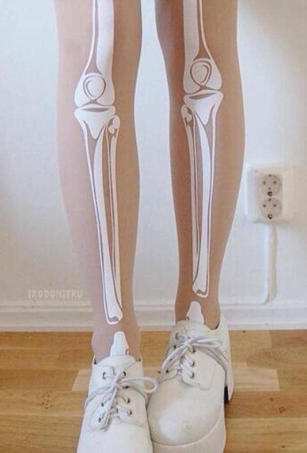 pants skeleton