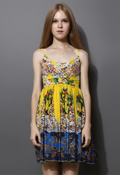 dress,retro,pleated,baroque