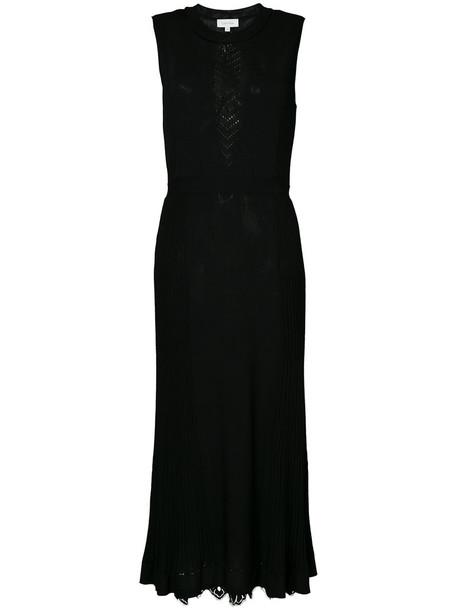 Ck Calvin Klein dress lace dress women lace black