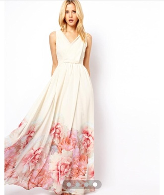 dress floral dress gorgeous dress