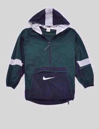jacket black jacket vintage green jacket nike jacket nike sweater dope dope wishlist vintage jacket