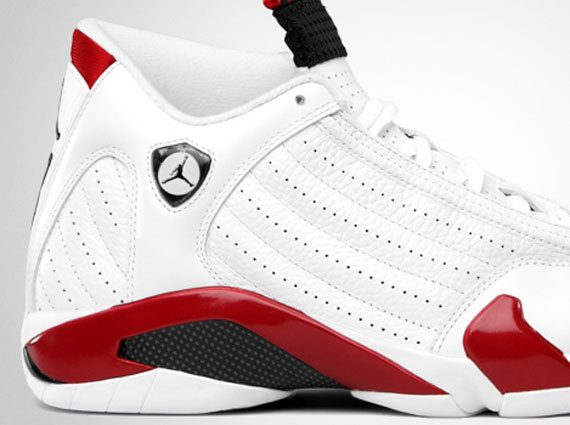 Air Jordan XIV - White - Varsity Red - Black | Official Images - SneakerNews.com
