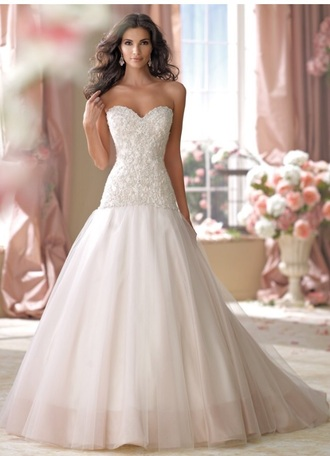 dress wedding dress mermaid wedding dresses ivory dress white dress