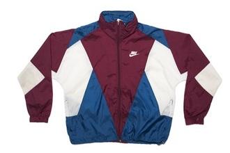 coat nike 90s style jacket