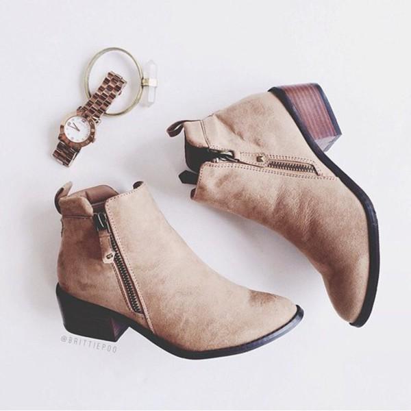 Bartalino' Women's Stud Embrossed Leather Bootie