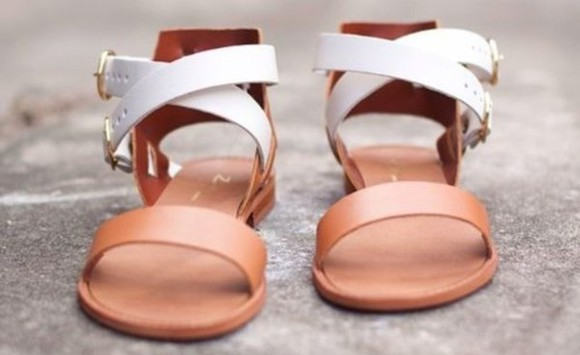 sandals flat sandals nude strappy sandals braided braid braided sandals nude sandals tan sandals white sandals brach beach beach sandals no heel sandals urban outfitters steve madden