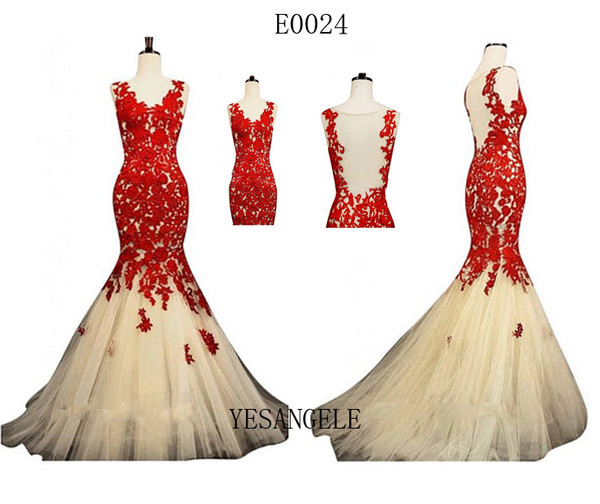 wedding dress evening dress evening dress lace dress long prom dress red dress tulle wedding dress dreses